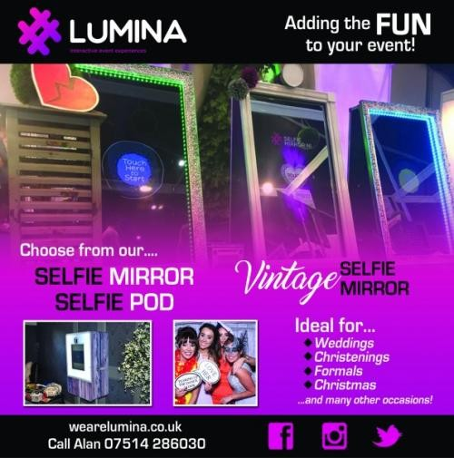 Selfie Mirrors for your Wedding,